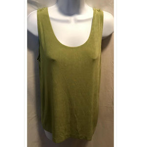 Size 2 (12/Large) Chicos Travelers Tank Top